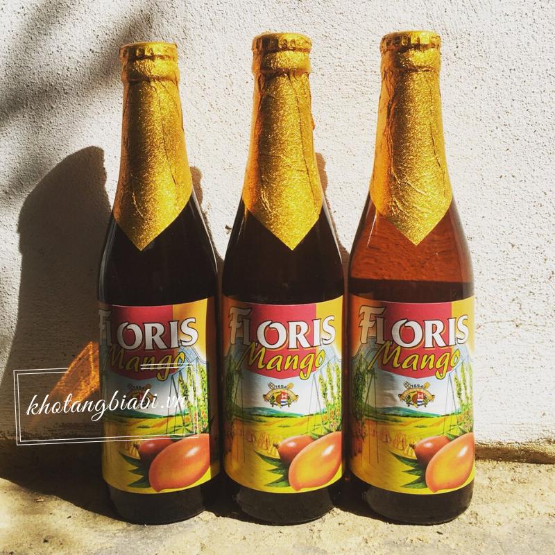 Bia trái cây Bỉ vị xoài Floris Mango 3,6% ISức hấp dẫn không thể chối từ!