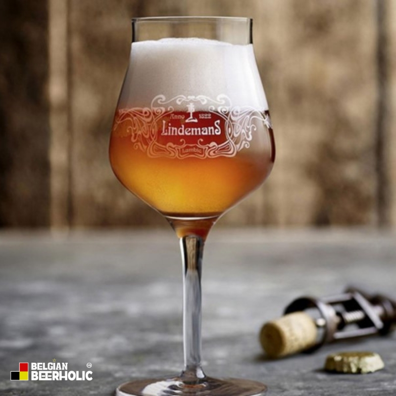 Kho bia Bỉ số 1 Việt Nam I Bia Trái cây vị đào Lindemans Pecheresse 2,5%  trứ danh xứ Bỉ.