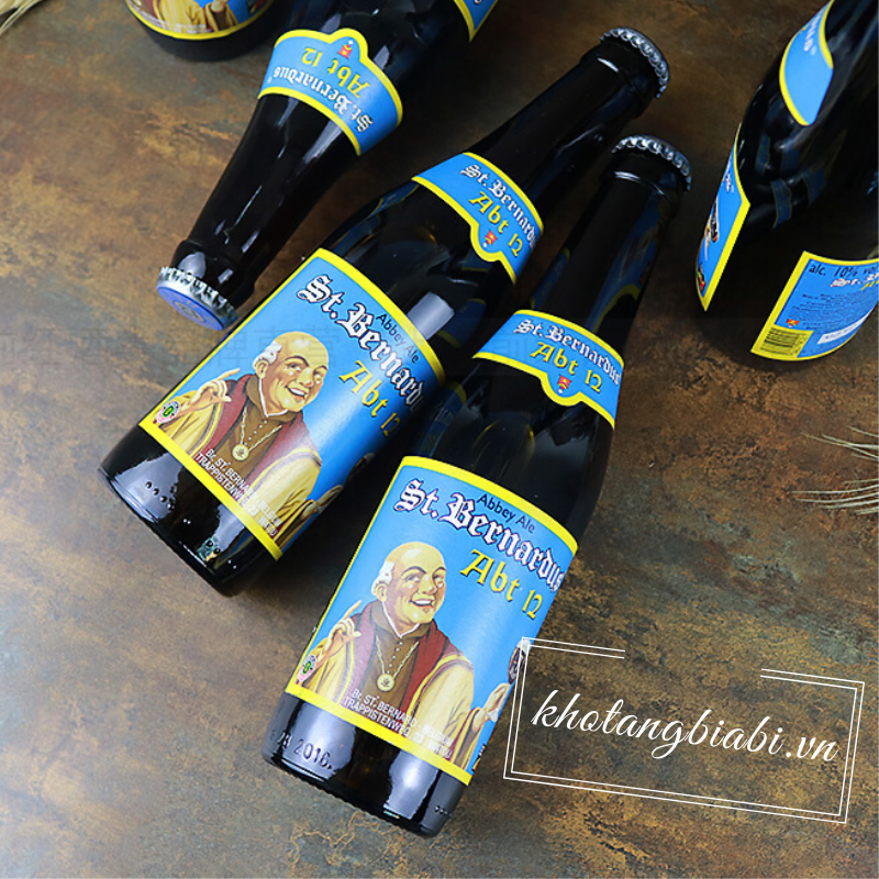 St.Bernadus ABT 12 - Bia đen Ngon nhất Thế giới World Beer Awards 2019