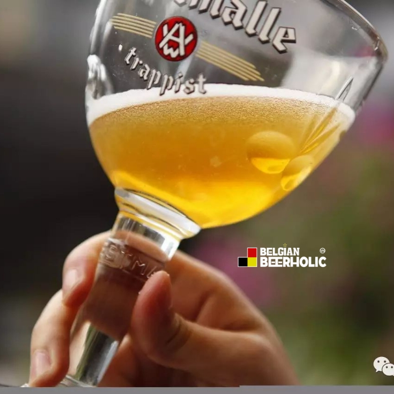 Kho bia Bỉ số 1 Việt Nam>> Bia thầy tu Bỉ Trappist Westmalle 9,5% ABV
