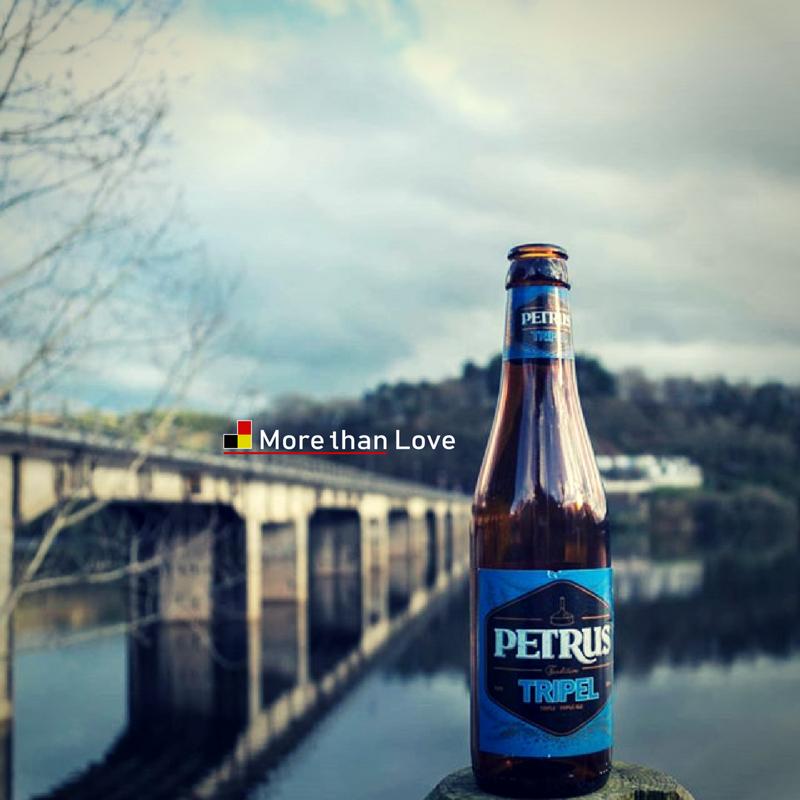 Bia vàng Bỉ Petrus Tripel Ale 8,0% ABV – Giải bạc Bia Tripel Ngon nhất Thế giới.