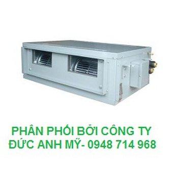 Máy lạnh daikin Packaged loại Giấu trần - Nối ống gió FDR20NY1/ RUR20NY1