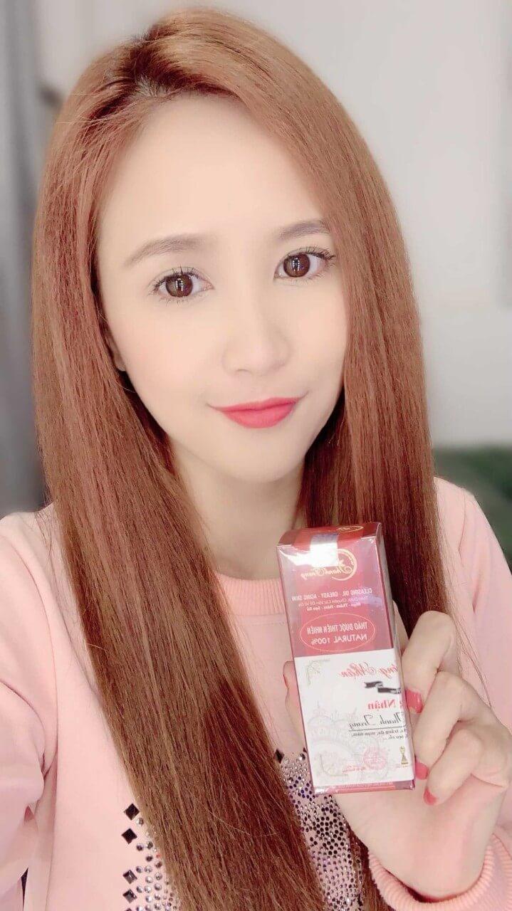 Dung Dịch Mụn - Nám Thanh Trang