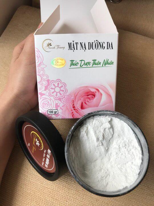 Bột Mask Thảo Dược Thanh Trang