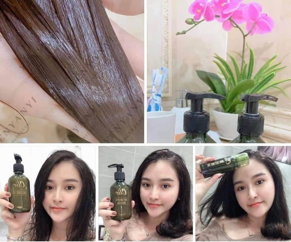 Phục hồi tóc Olio Thanh Trang