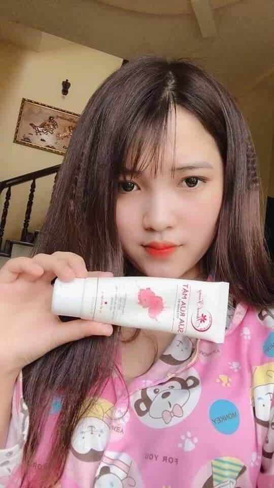 Sữa Rửa Mặt Vitamin B3 Thanh Trang