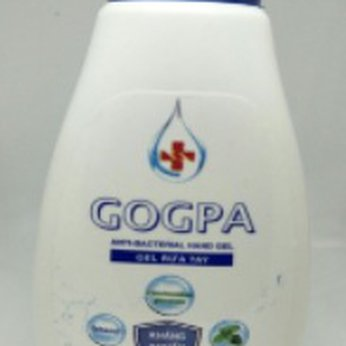 Nước rửa tay khô kháng khuẩn diệt virus nhanh GOGPA 100ml