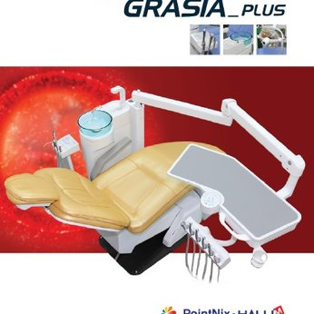 Ghế nha New Graisa Plus