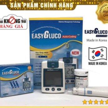 Máy đo đường huyết EasyGluco 430k