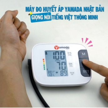 Máy đo huyết áp Yamada Nhật Bản