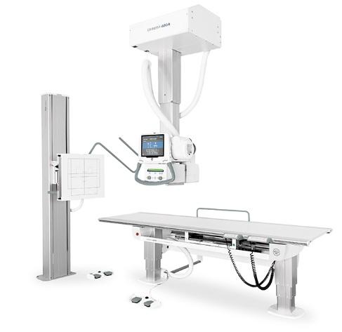 Hệ thống X-quang KTS DR Canon