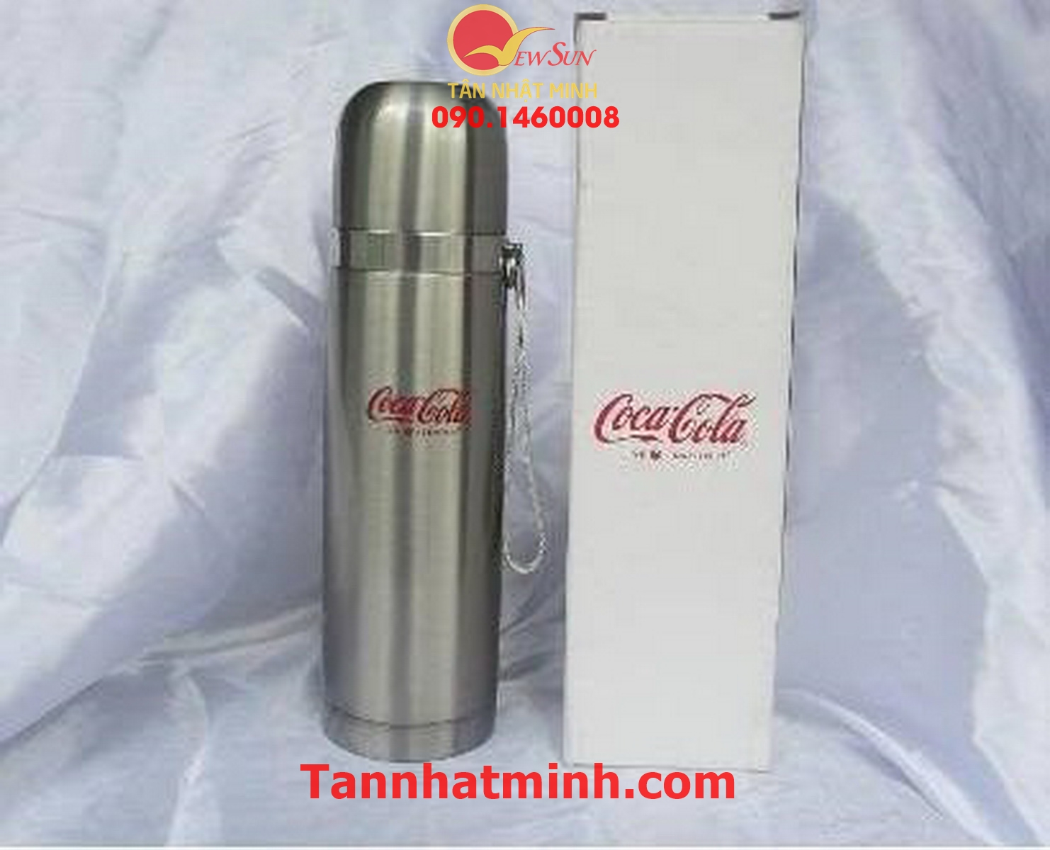 Bình giữ nhiệt làm quà tặng, in ấn logo công ty ( Nhận đặt SL lớn) 8