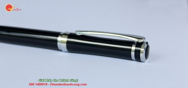 ** Bút Ký Kim Loại Khắc Tên Sang Trọng - Tân Nhật Minh - 0901460008