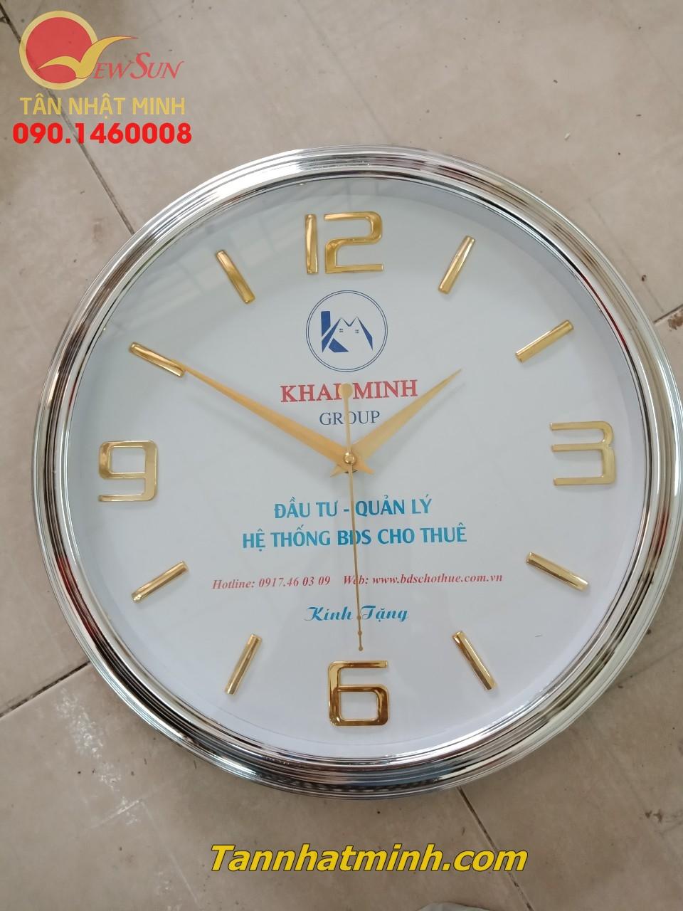 sản xuất đồng hồ treo tường, Nhận tối thiểu 200 cái, 30cm-4