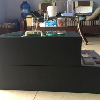 Máy khắc dấu Polymer 2 dàn đèn
