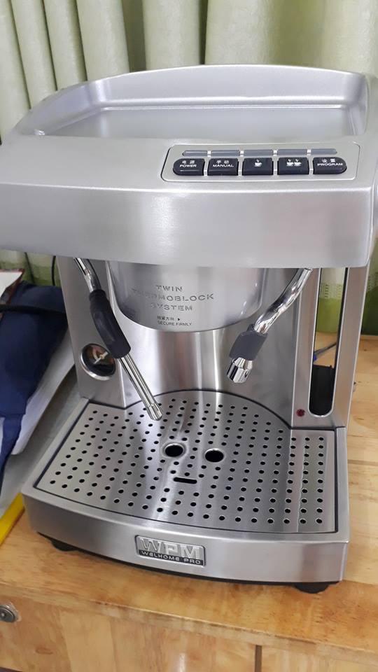 Máy pha cà phê cho quán Welhome 210 - WPM bền rẻ.