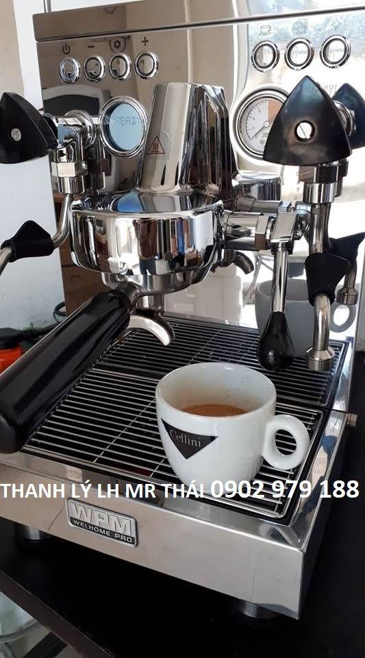 Bán máy pha cafe Espresso cũ WELHOME 310 - WPM.