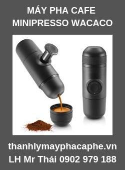 Máy pha cafe cầm tay Minipresso WACACO - Thanh lý máy pha cafe Quốc Tế