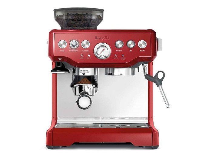 Máy pha cà phê Breville 870XL.
