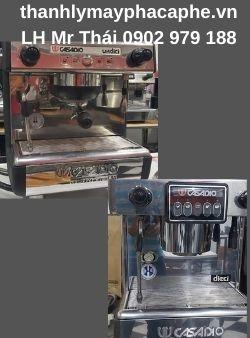 Máy pha cà phê Casadio cũ : Undici & Dieci A1 thanh lý giá tốt.