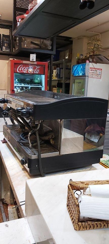 Máy pha cà phê cũ La Cimbali M27 giá tốt giảm 40%.