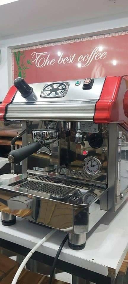 [GIẢM 40%] Máy pha cà phê cũ tphcm BFC Technica đã qua sử dụng còn mới 95%.