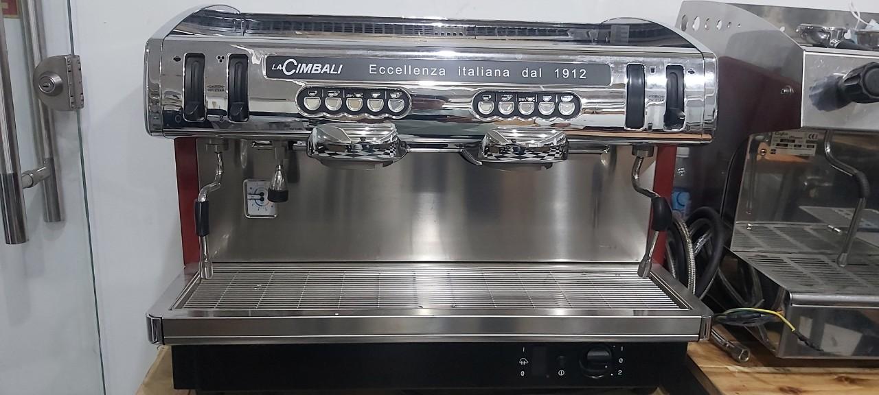 Máy pha cà phê espresso 2 group cũ giá rẻ [ GIẢM 60%].