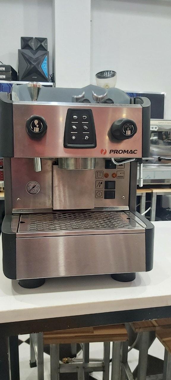 Máy pha cà phê espresso cũ PROMAC PU 1 group mới 95%.