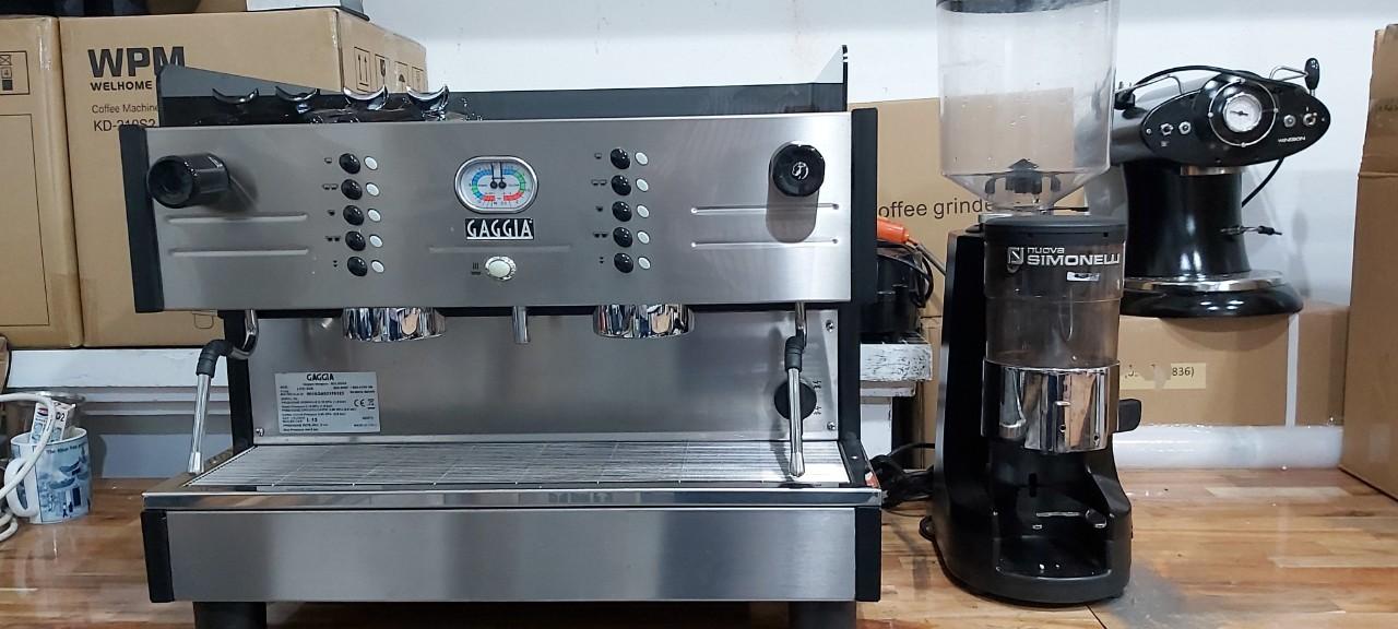 Máy pha cà phê GAGGIA LC/D cũ thanh lý giá rẻ