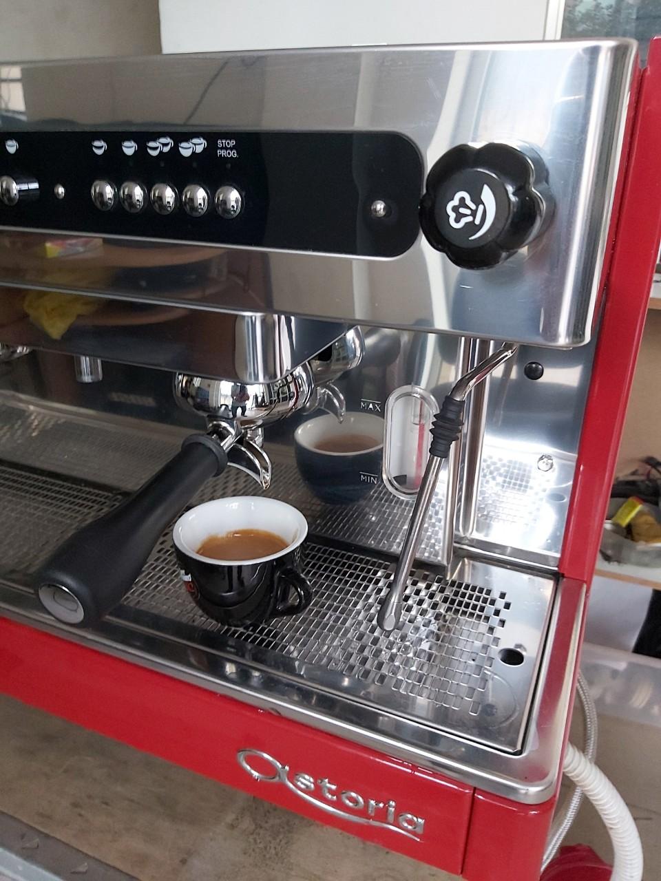 Thanh lý máy pha cafe AstoriaStart 2 group
