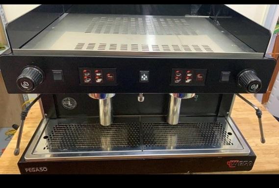 Máy pha cafe chuyên nghiệp cũ : Wega Pegaso 2 group thanh lý GIÁ GIẢM đến 46%