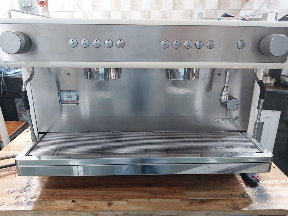 Máy pha cafe đã qua sử dụng Conti CC 100 thanh lý