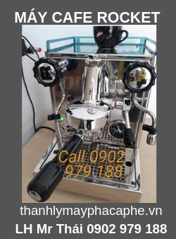 Máy Pha Cafe Espresso Cũ Giá Rẻ ROCKET.