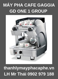Máy Pha Cafe Gaggia GD One 1 Group.