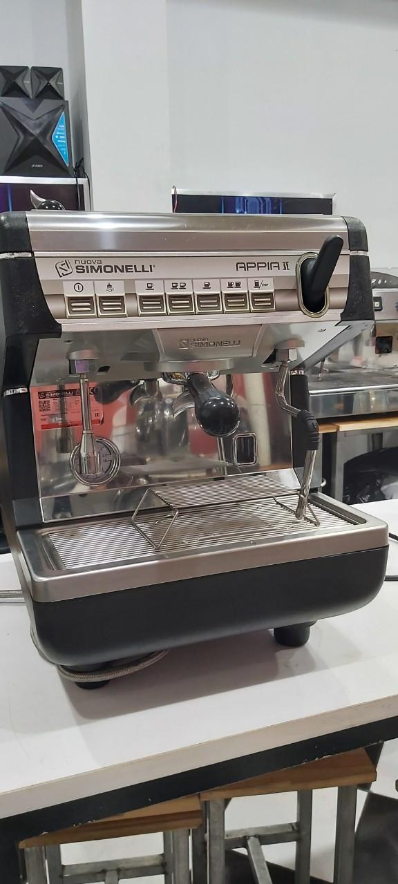 Máy pha cafe Simonelli 1 Group cũ Appia II [MÁY MỚI 98%]