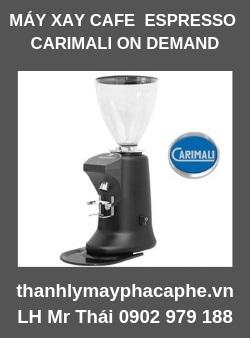 Máy Xay CafeCARIMALI - On Demand-Thanh lý máy pha cafe Quốc Tế.