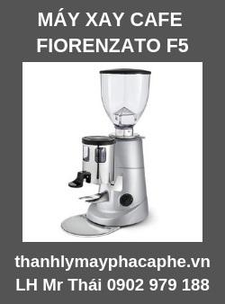 Máy xay cà phê chuyên nghiệp FiorenzatoF5