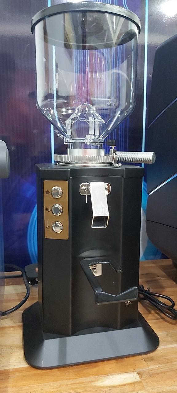 [Giá rẻ] Thanh lý máy xay cà phê tự động Gemilai.