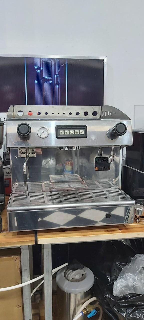 Thanh lý máy espresso - Máy pha cafe cũ 1 group Cafio V1 [ Giá rẻ gần 50%].