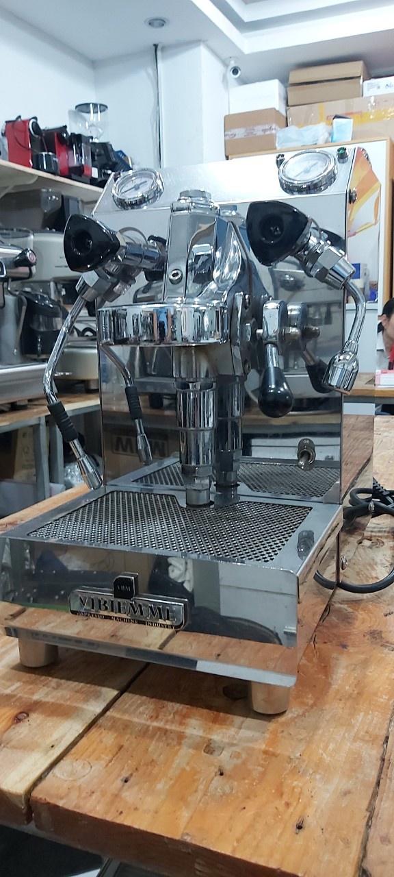 [GIÁ RẺ 40%] Thanh lý máy espresso VBM Domobar junior Hx 1 group Ý.