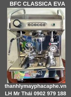 Thanh lý máy pha cà phê chuyên nghiệp BFC CLASSICA EVA