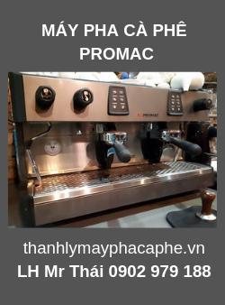 Máy Pha Cafe 2 Group Cũ PROMAC GREEN P161 Chuyên Nghiệp cần thanh lý