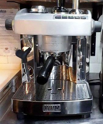 Thanh Lý Máy Pha Cà Phê Espresso WELHOME 210- WPM.