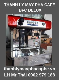 Thanh LýMáy Pha CafeBFC Delux 1 group,
