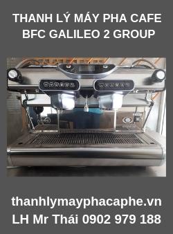 Thanh LýMáy Pha Cafe Chuyên Nghiệp BFC Galileo 2 group.