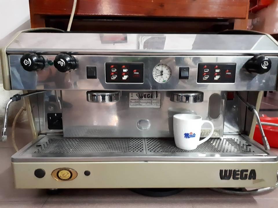 Thanh Lý Máy Pha Cafe WEGA TREVISO 2 Group mới 90.