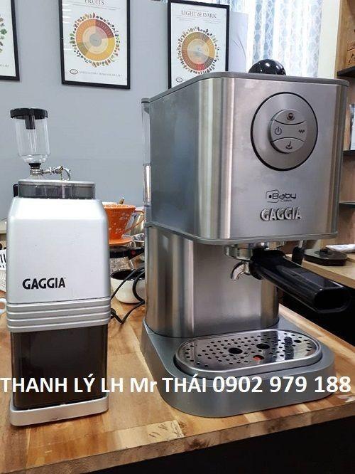 Thanh Lý Máy Pha Cafe Espresso GAGGIA Giá Rẻ.