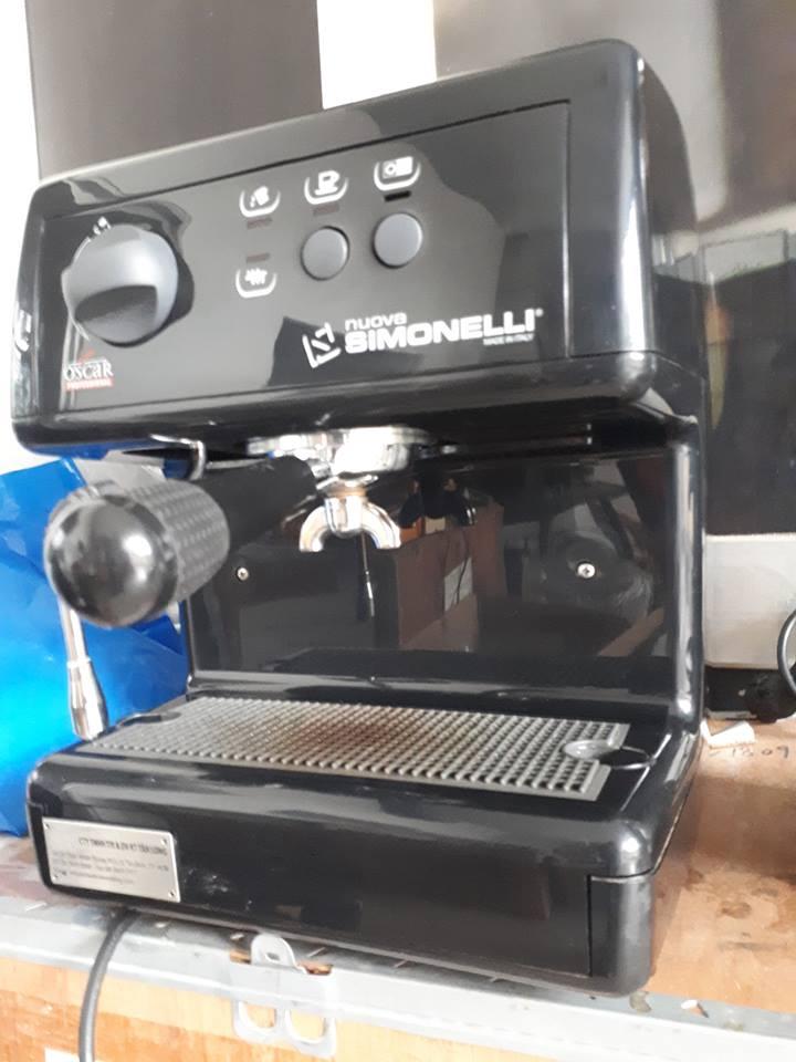 Thanh Lý Máy Pha Cafe Espresso Nouva Simonelli Oscar I.