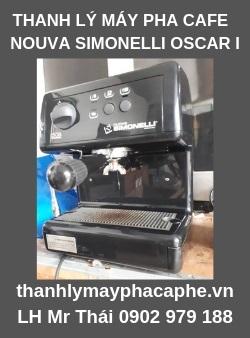 Thanh Lý Máy Pha Cafe Espresso Nouva Simonelli Oscar I-Thanh lý máy pha cafe Quốc Tế.