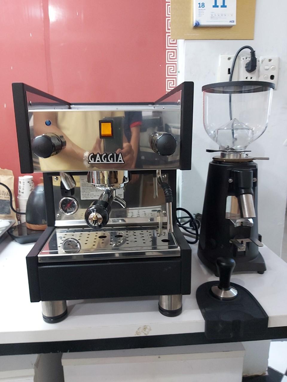 Thanh lý máy pha cà phê Espresso Gaggia TS 1 group